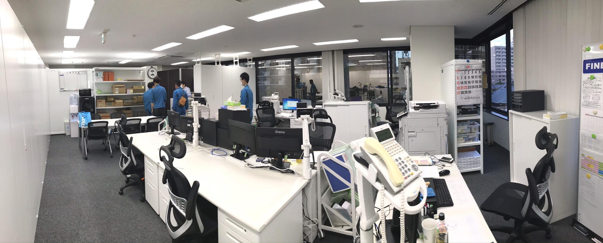 【移転】仙台営業所を移転致しました!